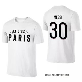 メッシ着用モデル パリ・サンジェルマンTシャツ Mサイズ サッカー