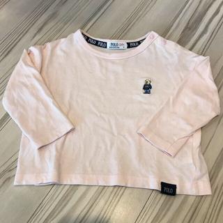 しまむら - 【POLOBaby】 ポロベア しまむら 長袖Tシャツピンク サイズ90