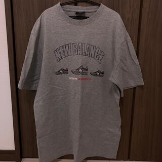 New Balance - new balance tシャツ グレー