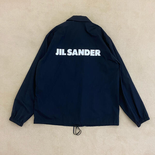 Jil Sander - jil sander  コットン ウインドブレーカー 48 新品未使用