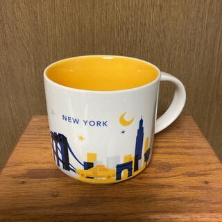 スターバックスコーヒー(Starbucks Coffee)のスターバックス 海外限定マグカップ 【NY】(マグカップ)