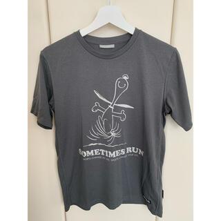 スヌーピー×Mountain Martial Arts×ポーラテック Tシャツ