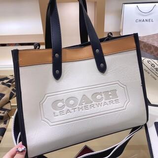 COACH - COACH正規品 フィールドトートバッグ 新品、未使用