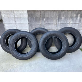 BRIDGESTONE - 【格安!送料込】ジープ ラングラー JL サハラ 純正 タイヤ 5本セット