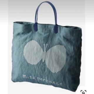 mina perhonen - mina perhonen sampo bag 〜choucho〜トートバッグ