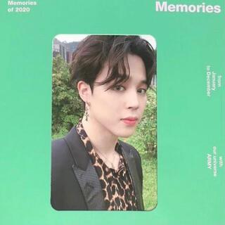 防弾少年団(BTS) - BTS Memories 2020 Blu-ray トレカ ジミン JIMIN