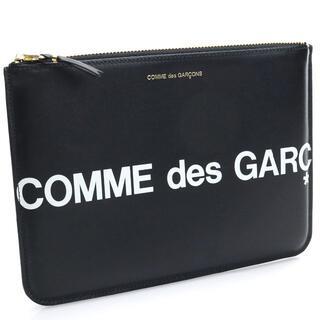 コムデギャルソン(COMME des GARCONS)のコムデギャルソン COMME DES GARCONS ポーチ ブラック メンズ(その他)