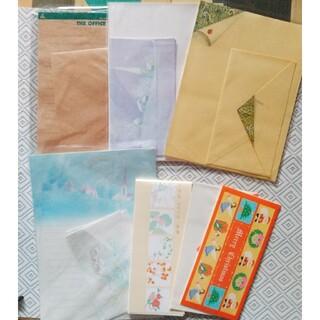 フェリシモ(FELISSIMO)の便箋セット レターセット 5種類 クリスマスカード(その他)