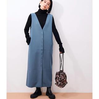 Adam et Rope' - 【WEB限定】2WAYジャンパースカート  ¥14,300税込