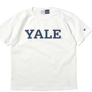 Champion - YALE  Tシャツ チャンピオン Made in USA C5-T303