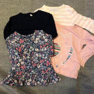 長袖Tシャツ 80サイズ 4点セット 無印良品 GAP