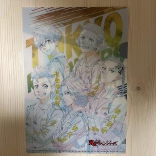 BANDAI - 東京リベンジャーズ クリアファイル A5セブンイレブン集合マイキードラケン