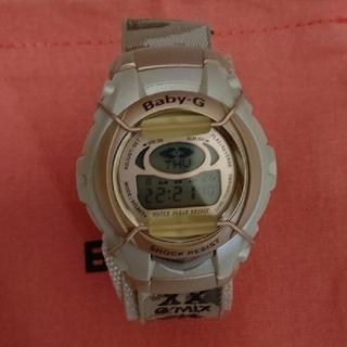 カシオ(CASIO)のカシオ Baby-G 迷彩柄 BGM-210VB-4JF G'MIX 未使用(腕時計)