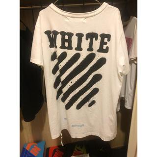 OFF-WHITE - 正規品 OFF White Tシャツ