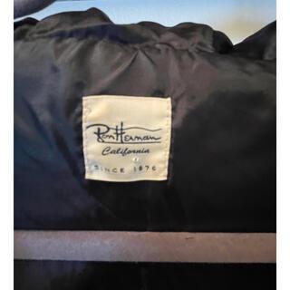 ロンハーマン(Ron Herman)のロンハーマン 黒 ジャンパー ダウンジャケット(ダウンジャケット)