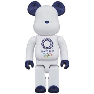 メディコムトイ(MEDICOM TOY)のBE@RBRICK 東京2020 オリンピック エンブレ厶 1000%(その他)