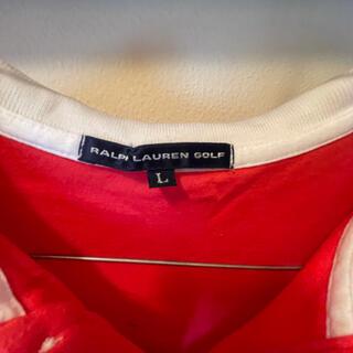 ポロゴルフ(Polo Golf)のポロ ラルフローレン ゴルフ トップス ピンク(ポロシャツ)