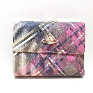 ヴィヴィアンウエストウッド(Vivienne Westwood)のヴィヴィアンウエストウッド 3つ折り財布(財布)