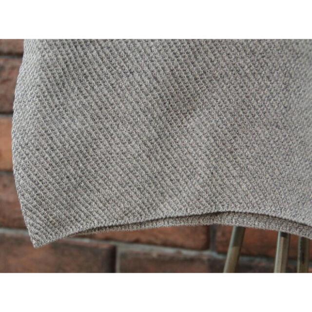 JOHNBULL(ジョンブル)の新品未使用 Johnbull リネン混オーバーサマーニットT メンズのトップス(Tシャツ/カットソー(半袖/袖なし))の商品写真