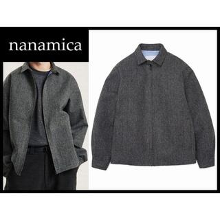 ナナミカ(nanamica)の★ 新品 ナナミカ 20AW ウール ゴアテックス ブルゾン XS グレー(ブルゾン)
