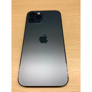 Apple - iPhone12 pro 256GB パシフィックブルー SIMフリー