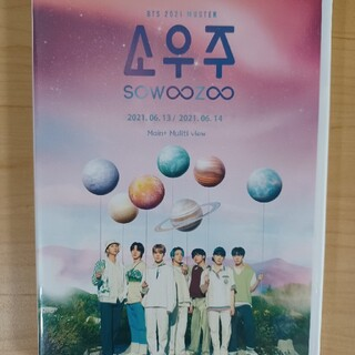 BTS Sowoozoo 6/13.14 (4枚) DVD
