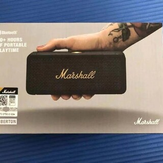 FRANKLIN&MARSHALL -  Marshall EMBERTON Bluetoothスピーカー ポータブル