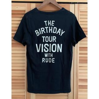 ルードギャラリー(RUDE GALLERY)のRG × The Birthday VISION Tour T size L(Tシャツ/カットソー(半袖/袖なし))