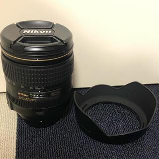Nikon - Nikon AF-S 24-120mm F4G ED VR