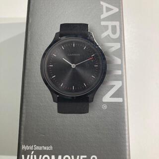 GARMIN - GARMIN ガーミン VIVOMOVE 3 腕時計 新品未使用品