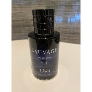 ディオール(Dior)のソバージュトワレ60ml(香水(男性用))