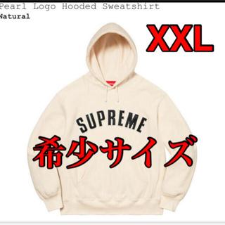 Supreme - Supreme Pearl Logo Hooded Sweatshirt XXL