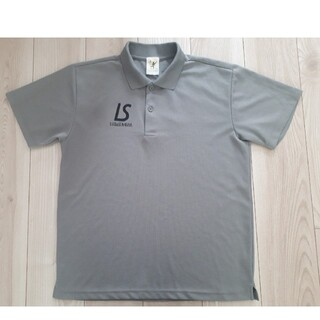 LUZ - LUZeSOMBRA/ルースイソンブラポロシャツLグレー