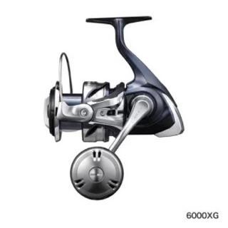 シマノ ツインパワーSW 6000XG