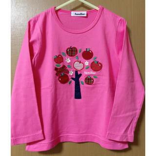 familiar - ファミリア ロンT Tシャツ 110