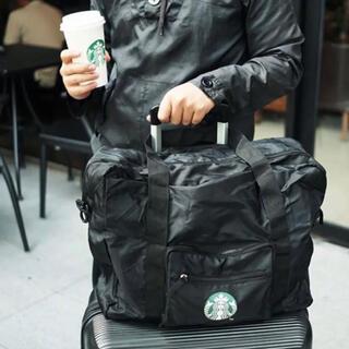 Starbucks Coffee - Starbucks Travel FoldableBag スタバ トラベルバッグ
