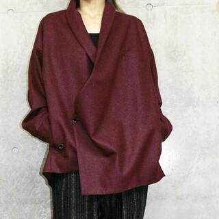 ヨウジヤマモト(Yohji Yamamoto)のYANTOR ウールジャケット(テーラードジャケット)