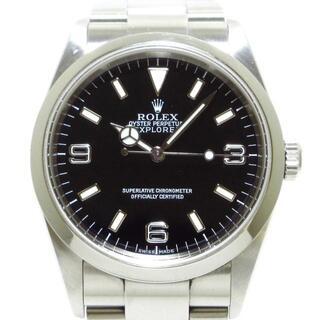 ROLEX - ロレックス 腕時計美品  エクスプローラー1