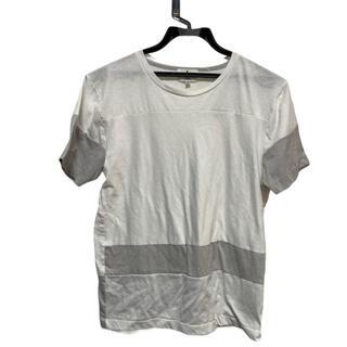 ランバンオンブルー(LANVIN en Bleu)のランバンオンブルー サイズ48 XL(Tシャツ(半袖/袖なし))