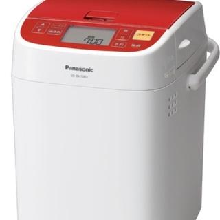 パナソニック(Panasonic)のパナソニック ホームベーカリー 1斤タイプ SD-BH1001(ホームベーカリー)