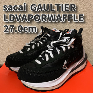 sacai - NIKE×sacai×GAULTIER LD VaporWaffle 27cm