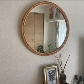 IKEA - 廃盤品!!!IKEA ミラー 鏡 お値下げNG