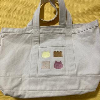 サマンサモスモス(SM2)のねこ食パントートバッグ (トートバッグ)