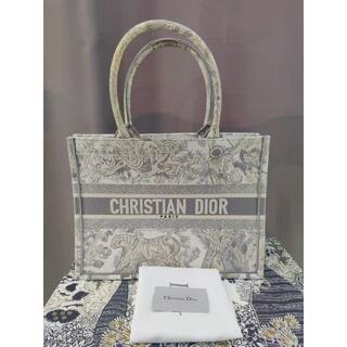 クリスチャンディオール(Christian Dior)のディオール ブックトート スモール トワルドゥジュイ エンブロイダリー(トートバッグ)