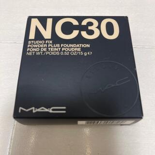 マック(MAC)のM.A.C  STUDIO FIX NC30(ファンデーション)