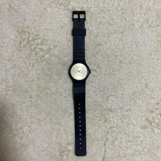 カシオ(CASIO)のCASIO 腕時計 W closet 非売品(腕時計)