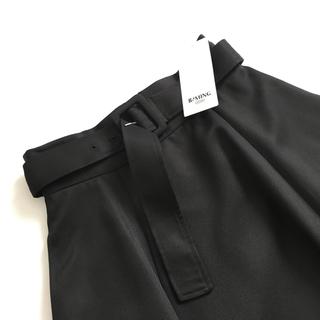 ビームス(BEAMS)のbeams フレアスカート 新品タグ付き(ロングスカート)