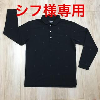 Titleist - 【美品】タイトリスト 長袖ポロシャツ メンズ