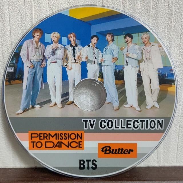 BTS TVコレクション DVD  エンタメ/ホビーのDVD/ブルーレイ(ミュージック)の商品写真