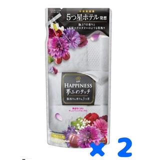 ピーアンドジー(P&G)のレノアハピネス 柔軟剤 詰替用(洗剤/柔軟剤)